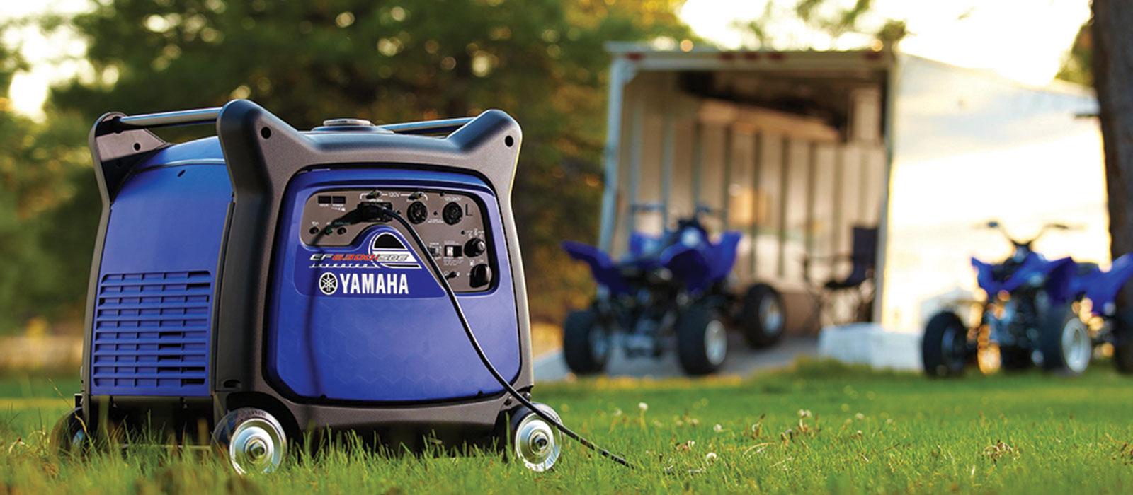 Clayton Marina Yamaha Generator