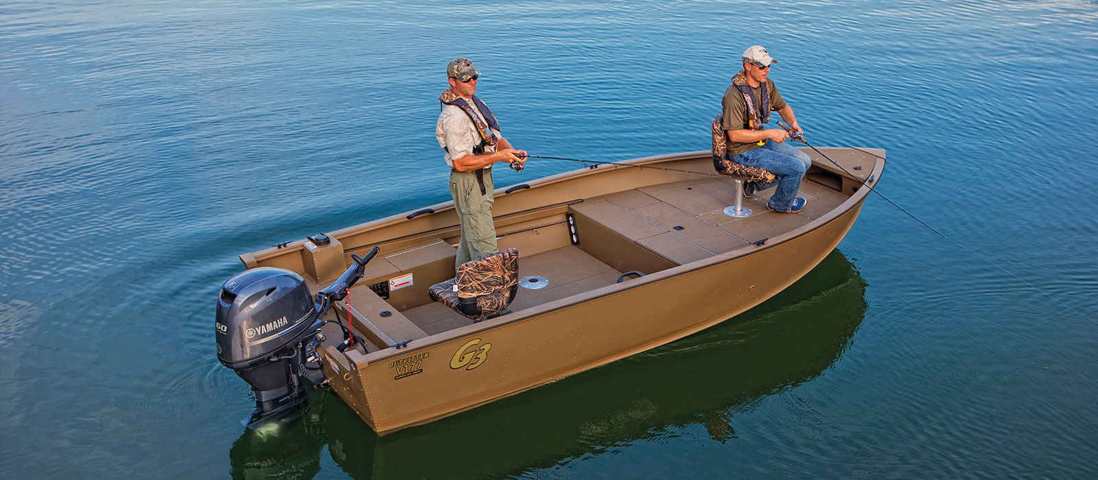 Clayton Marina G3 Outfitter